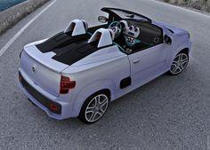 2010 Fiat Uno Cabrio Concept