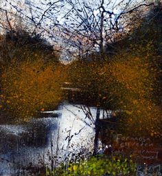 October 2010 in KURT JACKSON from The Redfern Gallery, The Thames Revisited Exhibition, January 2014 Kurt Jackson, Landscape Artwork, Abstract Landscape, Landscaping Near Me, Landscaping Software, St Just, Historia Natural, Art Folder, A Level Art