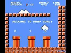 Recorde: Jogador zera Super Mario Bros. em menos de 5 minutos