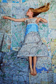 Wrapped in maps