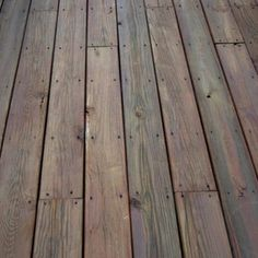 Covering Your Concrete Porch With Wood Provides A Warmer Feel.
