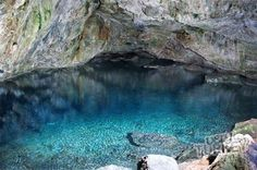 Cave of Zeus Kusadasi- conors even had a dip here