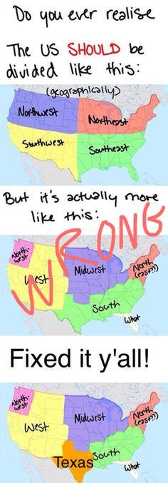 Texas! :p
