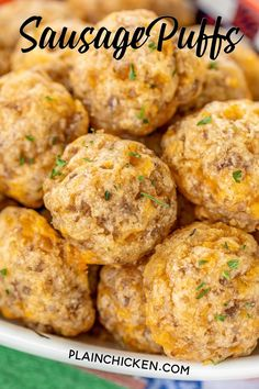 5 ingredients - butter, cheddar cheese, sausage, worcestershire and flour. These things fly off the plate at parties. You will want to double the recipe! A great alternative to our usual sausage balls. Quick Appetizers, Finger Food Appetizers, Appetizers For Party, Appetizer Recipes, Snack Recipes, Cooking Recipes, Tasty Snacks, Queso Cheddar, Cheddar Cheese