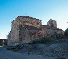 Sobradillo de Palomares. Iglesia de Nuestra Señora de la Asunción