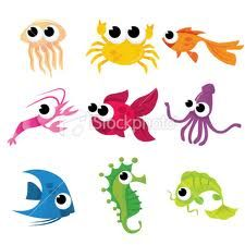 seahorse cartoon images - Google Search