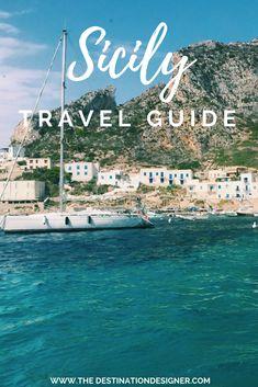 Roadtrip Guide to Traveling Sicily, Italy #travelguide #travelitaly #travelsicily #sicilytravelguide #sicilythingstodo #sicilyitaly