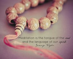 How to Meditate With Mala Beads   GaiamTV