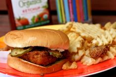 Copycat Chick-Fil-A Sandwich Recipe (for Hungry Sundays) link to find recipe at Spoon University