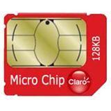 Micro Chip Claro Pré-Pago - Escolha seu DDD no ...