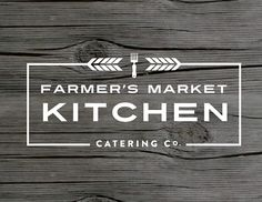 Farmers Market Kitchen Catering Company logo