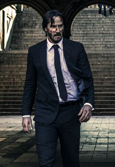 Keanu Reeves - John Wick: Chapter 2 (2017)
