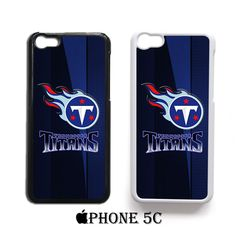 Tennessee Titans Cool Design HYBRID iPhone 5c Case Cover