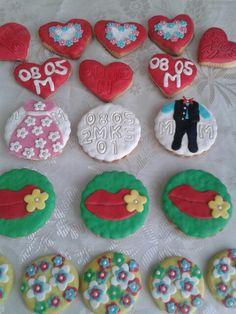 26 doğum günü sürpriz kurabiyeler Haniel davet ve organizasyon