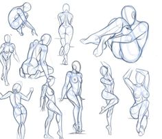 pose study 4 by hel78 on DeviantArt