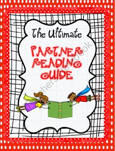 The Ultimate Partner Reading Guide product from Third-Grade-Doodles on TeachersNotebook.com