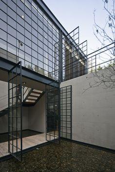 Gallery of Hill Studio House / CCA Centro de Colaboración Arquitectónica - 10