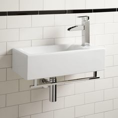 [gallery Still being confused what sink model you are going to install for your small bathroom? Now it has been produced the wide options of small wall mounted sink that fits a small bathroom.