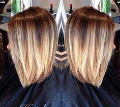 Magnifiques Balayages Pour Cheveux Courts Et Mi Longs Coiffure