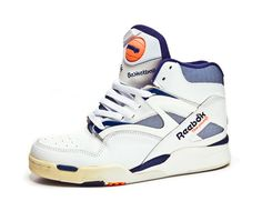 89346b72029a5f In the the Reebok Pump was one of the most popular sneakers in the world.  Shaquille O Neal