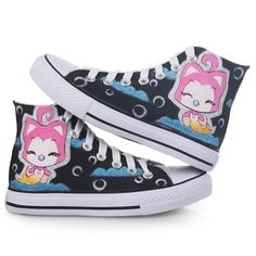 Paint canvas shoes casual comfortable sneakers of Stock Designer Handbags For Less, Painted Canvas Shoes, Comfortable Sneakers, Canvas Sneakers, Converse Chuck Taylor, Casual Shoes, Cool Hairstyles, High Top Sneakers, Fashion Design