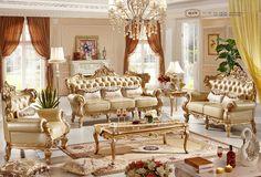 Elegant design luxury seater sofa FS0123
