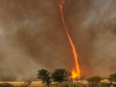 Vuur tornado