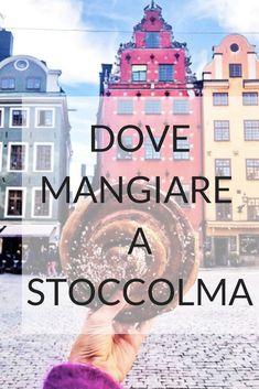 Mangiare a Stoccolma Au Pair, Next Holiday, Wanderlust, Around The Worlds, Europe, Explore, Manga, Travel, Paradise