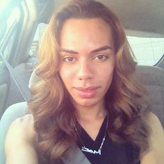 Paul Mitchell Rabell / Good hair day ☀️ #hairhoney #hair #androgynous