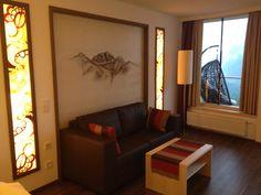 Suite cat. 6 living room Ski Slopes, Top Hotels, Alps, Night Club, Austria, Cat, Living Room, Furniture, Home Decor