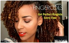 In today's video, I'm showing you how I install fingercoils on my hair. I did a tutorial of this look on my cousin's hair a month ago (link below) and since ...