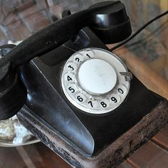 ON SALE vintage phone to use in your...  home decor by CoolVintage, $44.50