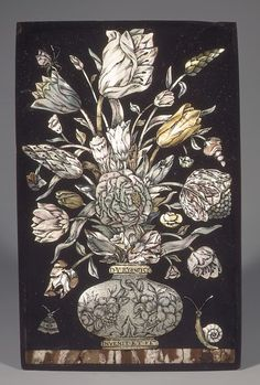 Dirck van Rijswijck (Dutch, 1596–1679). Floral still-life, 1662. The Metropolitan Museum of Art, New York. Purchase, The Howard Bayne and Rogers Funds, 1986 (1986.21) #spring