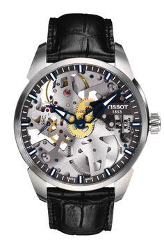 TISSOT T-COMPLICATION SQUELETTE - T070.405.16.411.00 - Tissot Swiss Watches