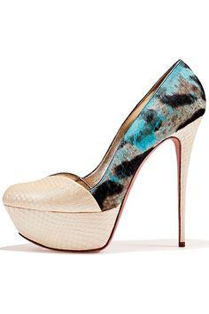 Gaetano Perrone Design works No.2017 | Fashion design shoes