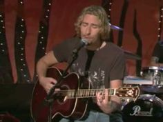 Nickelback - Someday BEST ACOUSTIC WITH RIGHT TABS!!!! (Vh1 acoustic session_2005) - YouTube