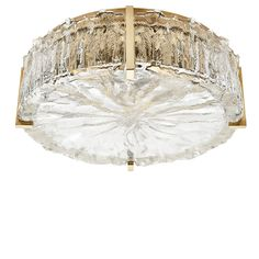Marlon Ceiling Flush Mount | Lighting | Ceiling Lights | Waterworks