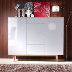 Highboard Ikea : ... images about maison Ulm on Pinterest  Ikea, House doctor and Hemnes