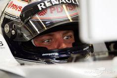 I'm 3rd? Valterri Bottas, sticks his Williams FW35 third on the grid for Sunday's Canadian Grand Prix.