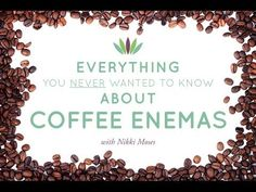 Colon Cleansing Nikki Moses talks about Coffee Enemas and why you should do them! Coffee enemas are one of the best ways to cleanse the liver and speed up detoxification. Green Detox Smoothie, Juice Smoothie, Smoothie Cleanse, Cleanse Detox, Green Smoothies, Juice Cleanse, Full Body Detox, Detox Your Body, Gerson Therapy