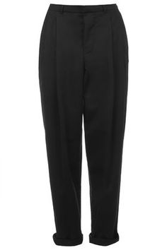 Mensy Wool Trousers by Boutique  //