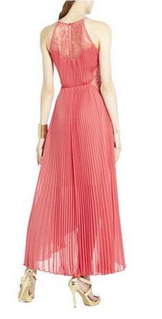 Morpheus Boutique - Pink Sleeveless Ruffle Lace Designer Dress, $159.99 (http://www.morpheusboutique.com/new-arrivals/pink-sleeveless-ruffle-lace-designer-dress/)