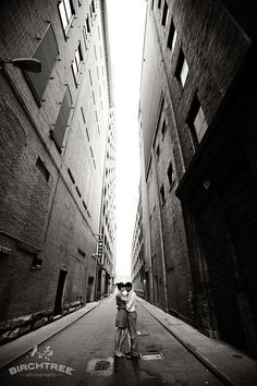 Engagement photo idea #6 - Justin (downtown pittsburgh)