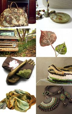 It's An Earthy Kind Of Thing by Carol Schmauder on Etsy--Pinned with TreasuryPin.com