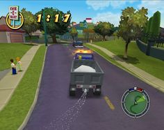 Download The Simpsons Hit & Run PC Game Torrent - http://torrentsgames.org/pc/the-simpsons-hit-run-pc.html