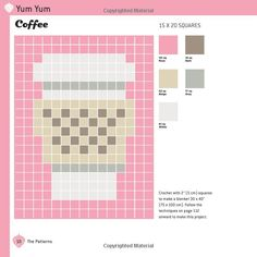 Pixel Crochet: 101 Supercool 8-Bit Inspired Designs to Crochet by Hannah Meur (Book: 9781454709275)