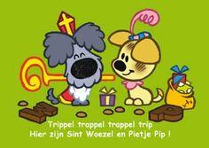 Woezel en Pip #sinterklaas