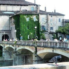 Ponte Verdi e Palazzo della Pilotta | MyTurismoER: Parma attraverso lo sguardo fotografico di @Silvia Del Barrio Gorines