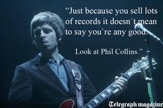 Noel Gallagher's 12 best insults: in pictures - Telegraph