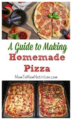 delicious homemade pizza recipes to try pizzas food and recipes